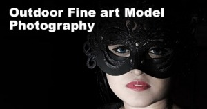 Outdoor Fine art Model & Glamour Photography Workshop @ Outdoor Location Near Pune