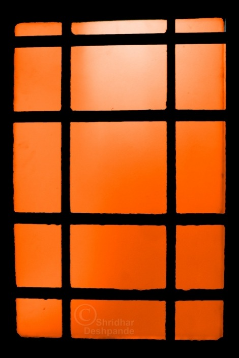 Abstract-The-Orange-Window