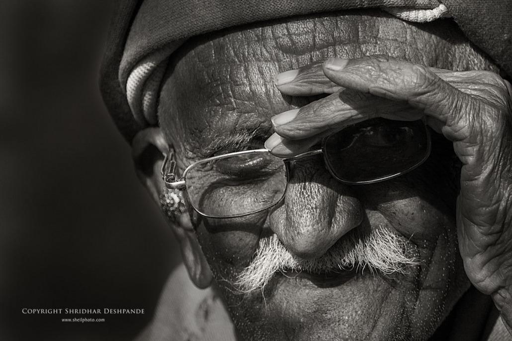 Old man of Gir
